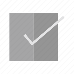accept, check, check mark, checklist, correct, done, valid icon
