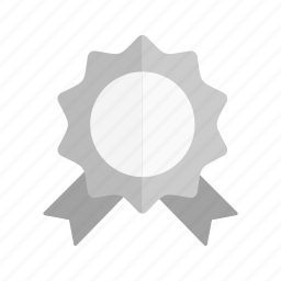 award, badge, medal, prize, rating, star, success icon