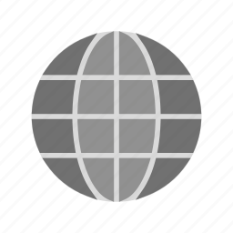 earth, globe, map, planet, round, sphere, world icon
