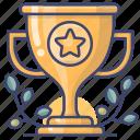 achievement, award, cup, prize icon