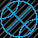 ball, basket, basketball icon
