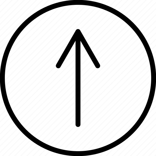 arrow, up, upgrade, upload icon