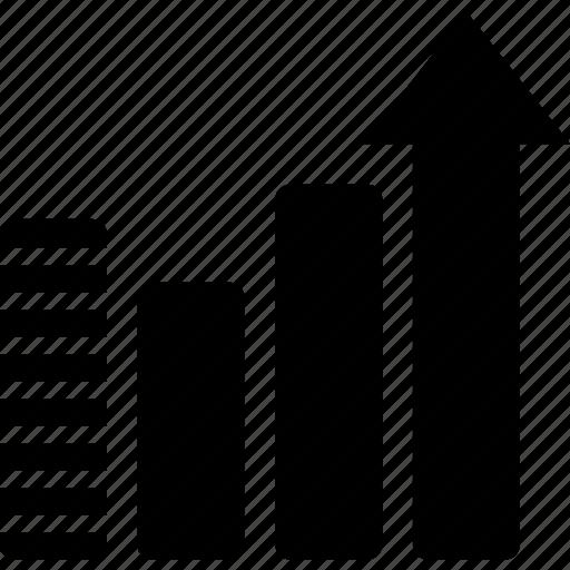 analytics, chart, graph, performance, report, statistics icon