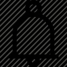 bell, break, repiration icon