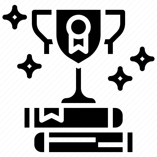 award, champion, cup, marketing, sports, trophy, winner icon
