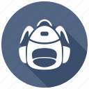 backpack, rucksack icon