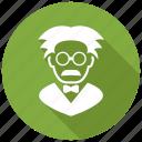 professor, teacher icon