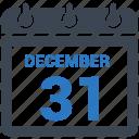 agenda, calendar, date, december, schedul icon