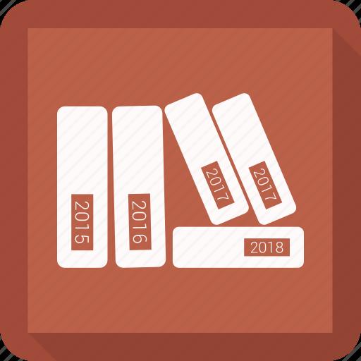 book, books, office icon