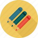 edit, pencil, write, writing icon