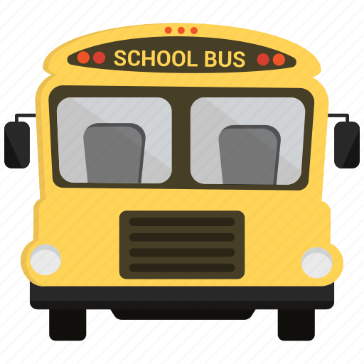 Bus, school bus, transportation, travel icon - Download on Iconfinder