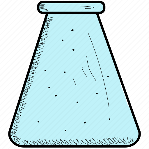 flask, lab, research icon