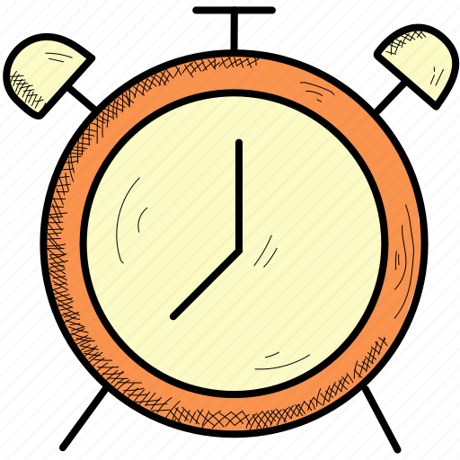 alram, clock, custom icon
