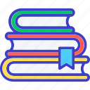 books, library, read, education