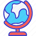 globel, geography, planet, earth
