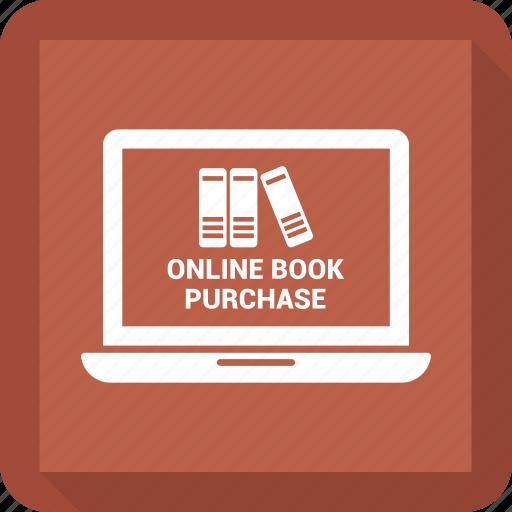 books, online books, online study, reading icon