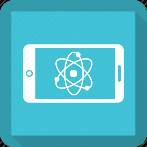 atom, chemistry, education, experiment icon