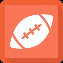 american football, ball, football, sports icon