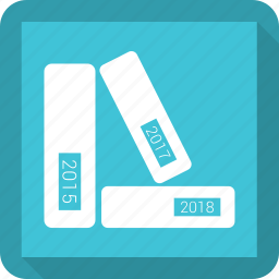 book, document, folder, office icon
