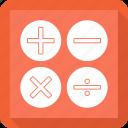 calculate, calculator, finance, financial icon