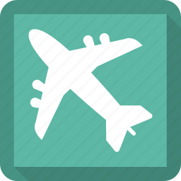 air, airbus, fly, plane icon