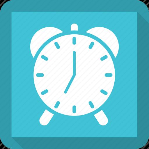 alram, clock, morning, ringing, time, wake icon