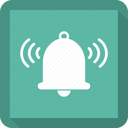 bell, notification, ring, sound icon
