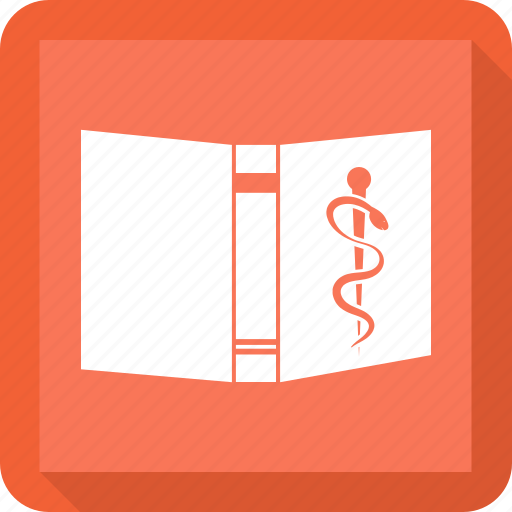 book, education, healthcare, hospital, learning icon