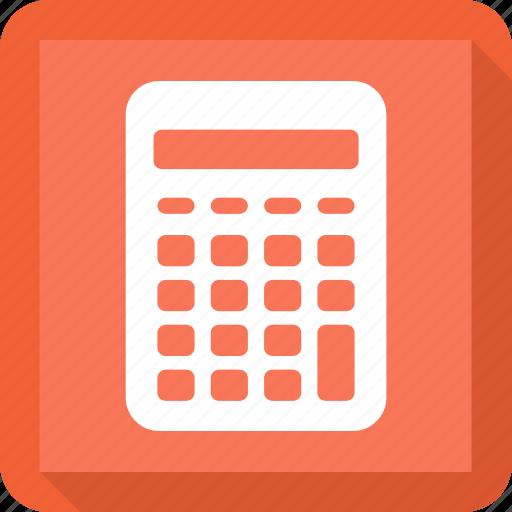 calculate, calculator, math icon