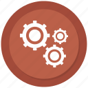 gear, setting, setup, tool icon