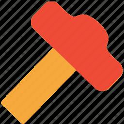 hammer, repair, repairing tool, tool icon