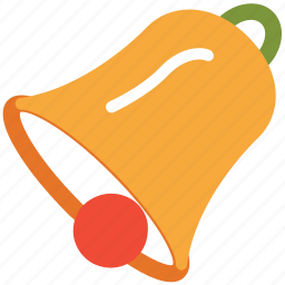 alert, attention, bell, ring icon
