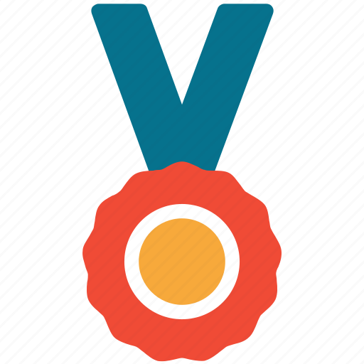achievement, award, medal, winner icon