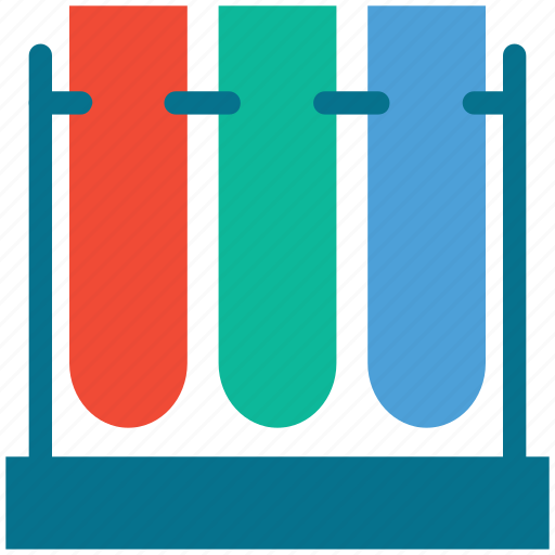 experiment, lab equipment, laboratory, test tubes icon