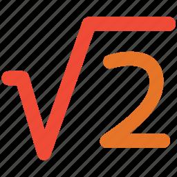 calculator, math, maths, sum icon