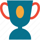 award, prize, trophy, wining cup icon