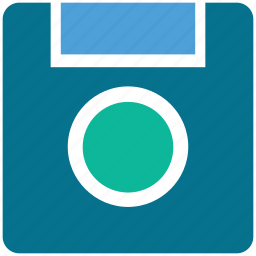 disk, drive, floppy, guardar, save icon