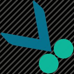 cutting tool, edit, scissor, tool icon