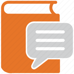 comment book, customer comment book, student comment book, suggestion book icon