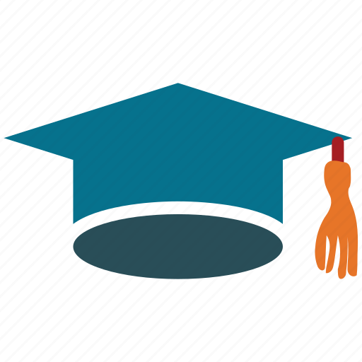 education, graduate, graduation, graduation hat icon