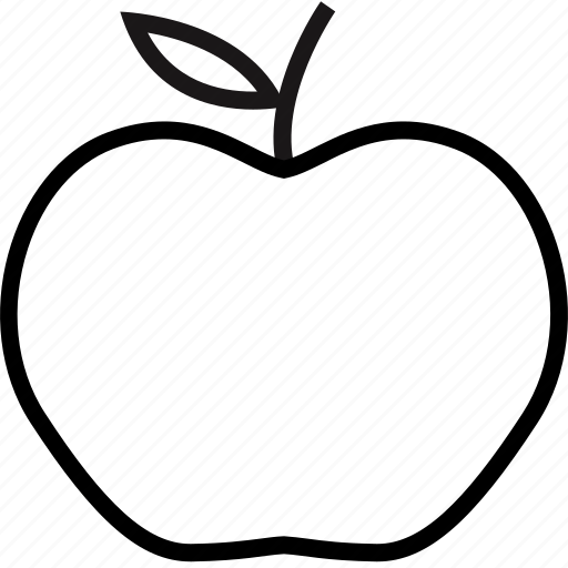apple, education, learn, learning icon