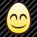 easter, egg, emoji, eyes, face, head icon