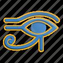 egypt, eye, god, pyramid, sun