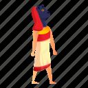 cat, egypt, mask, tree, woman