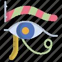 eye, of, ra
