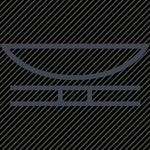 bowl, egyptian, hieroglyphs, sign icon