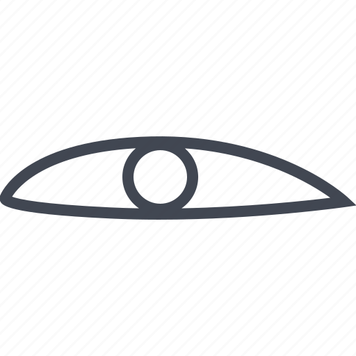 egyptian, eye, hieroglyphs, look icon