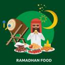 eid, fasting, food, islam, muslim, ramadan, religion icon