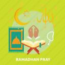 calligraphy, eid, islam, pray, quran, ramadan, religion icon