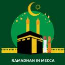 eid, islam, ka'ba, mecca, muslim, ramadan, religion icon